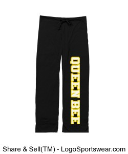 Queen Bee Ladies Relax Pant Design Zoom