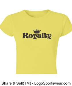 Royalty Ladies Tee Design Zoom