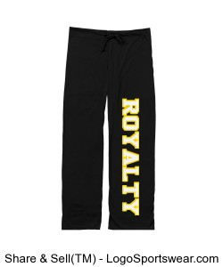 Royalty Ladies Relax Pant Design Zoom